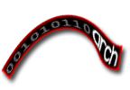 Arch Ribbon Logo 1